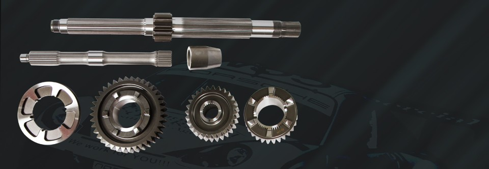 Sequential Cup Car Gear Sets